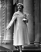 1958 - Fashions at Parnell Square, Dublin