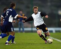 Fotball, 21. februar 2004, La Manga, Rosenborg-Dynamo Kiev 4-4,  Fredrik Winsnes, Rosenborg