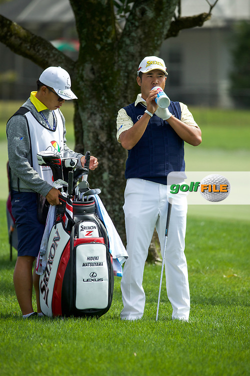Hideki Matsuyama (JPN) during the final round of the Arnold Palmer Invitational presented by Mastercard, Bay Hill, Orlando, Florida, USA. 08/03/2020.<br /> Picture: Golffile | Scott Halleran<br /> <br /> <br /> All photo usage must carry mandatory copyright credit (© Golffile | Scott Halleran)