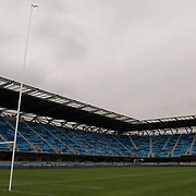 A general view of the Aviva Stadium before the Silicon Valley Sevens in San Jose, California. November 3, 2017. <br /> <br /> By Jack Megaw.<br /> <br /> www.jackmegaw.com<br /> <br /> jack@jackmegaw.com<br /> @jackmegawphoto<br /> [US] +1 610.764.3094<br /> [UK] +44 07481 764811