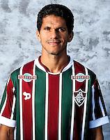 """Brazilian Football League Serie A / <br /> ( Fluminense Football Club ) - <br /> Magno Alves de Araujo """" Magno Alves """""""