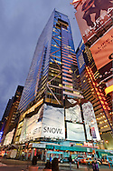 7 Times Square,Times Square Tower, designed by Skidmore, Owings And Merrill LLP Times Square, Manhattan, New York City, New York, USA