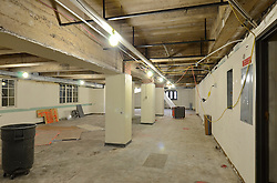 Sterling Memorial Library SML Tech Services Construction Progress. Third Photo Submission. Second Floor.