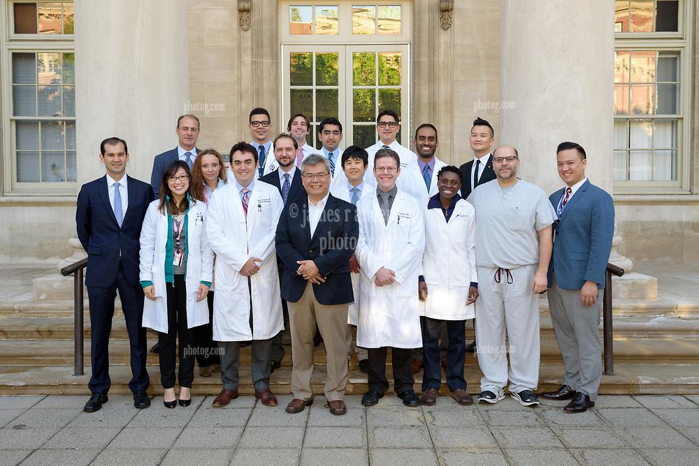 Yale School of Medicine Neurosurgery Groups Portraits. 19 May 2017