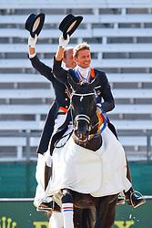 Gal Edward (NED) - Moorlands Totilas <br /> Alltech FEI World Equestrian Games <br /> Lexington - Kentucky 2010<br /> © Hippo Foto - Leanjo de Koster