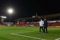 Football - 2020 / 2021 Emirates FA Cup - Round Five - Barnsley vs Chelsea - Oakwell Stadium<br /> <br /> Chelsea head coach Thomas Tuchel arrives at the ground.<br /> <br /> COLORSPORT/ASHLEY WESTERN