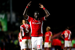 Mouhamadou-Naby Sarr of Charlton Athletic - Mandatory by-line: Robbie Stephenson/JMP - 17/05/2019 - FOOTBALL - The Valley - Charlton, London, England - Charlton Athletic v Doncaster Rovers - Sky Bet League One Play-off Semi-Final 2nd Leg