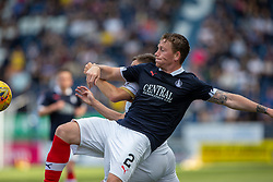 Falkirk's Michael Doyle. Falkirk 1 v 1 Livingston, Livingston win 4-3 on penalties. BetFred Cup game played 13/7/2019 at The Falkirk Stadium.