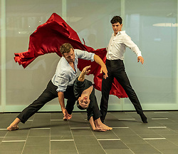 """Pictured: Natalia Osipova, Isaac Hernandez and Jason Kittleberger, <br /><br />In December UK audiences will be treated to the unique opportunity of seeing the thrilling Russian ballerina, Natalia Osipova, Principal of the Royal Ballet, in a brand new, contemporary dance production of CARMEN.  The show will perform at the EICC on the 16th and the 17th December.  <br />Multi award-winning Osipova will perform the title role of this classic tale in an exciting new version by internationally renowned choreographer and director Didy Veldman who has designed the production to be performed by five first class dancers – many of whom will be familiar to dance and ballet audiences.  Joining Natalia in the cast are superstars Isaac Hernández and Jason Kittelberger, as well as emerging dance stars Hannah Eckholm, Estela Merlos, and Eryck Brahmania.  <br /><br />Director and choreographer Didy Veldman said """"Natalia Osipova's incredible movement range, theatricality, voice and personality will be exposed and explored so that audiences will get to know her as she shows her strength, vulnerabilities, passion and insecurities on stage. When I look at Natalia perform, I can't help but see extraordinary parallels with the story and character of Carmen, but I've also got to know another side of Natalia, her delightful off-stage personality, her quick wit and her desire to explore different creative avenues which push her own superb creative talents.  <br /><br />In Didy Veldman's Carmen reality and fantasy will combine with a strong physical movement language, theatricality and a quirky sense of humour.  Performers will move in and out of character to create a dynamic performance throughout while quick costume changes will add to the entertainment.  <br /><br />World Premiere of the contemporary dance production of 'Carmen' will take place at the EICC in Edinburgh on 16th – 17th December.<br />Ger Harley   EEm 27 September 2021"""