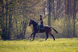 de Biolley Elodie, BEL, ..<br /> Wandelpad Sint Kathelijne Waver 2019<br /> © Hippo Foto - Dirk Caremans<br /> 10/04/2019