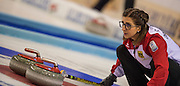 "Glasgow. SCOTLAND.  German, ""Skip"" Daniela JENTSCH, ""Round Robin"" Games. Le Gruyère European Curling Championships. 2016 Venue, Braehead  Scotland<br /> Monday  21/11/2016<br /> <br /> [Mandatory Credit; Peter Spurrier/Intersport-images]"