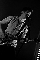 Artic Monkeys at the benicassim festival Spain  photo by David Court