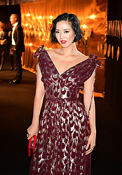 Betty Bachz attending the BFI Luminous Fundraising Gala held at the Guildhall, London. PRESS ASSOCIATION Photo. Picture date: Tuesday October 3, 2017. Photo credit should read: Ian West/PA Wire