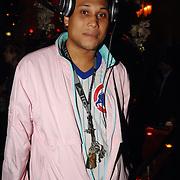 NLD/Amsterdam/20061108 - Uitreiking ' Cosmo-vrouw van het jaar 2006 ', Daryl van Wouw