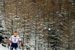 February 2, 2018 - Goms, SWITZERLAND - 180202 Tiril Udnes Weng of Norway competes in the women's 7,5/7,5 km skiathlon during the FIS U23 Cross-Country World Ski Championships on February 2, 2018 in Obergoms..Photo: Vegard Wivestad GrÂ¿tt / BILDBYRN / kod VG / 170095 (Credit Image: © Vegard Wivestad Gr¯Tt/Bildbyran via ZUMA Press)