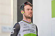 Mark Cavendish of Great Britain and Team Dimension Data during the Tour of Britain 2016 stage 8 , London, United Kingdom on 11 September 2016. Photo by Mark Davies.