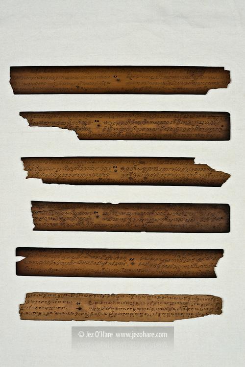 Sewaka Dharma manuscript, Kabuyutan Pamalayan, Ciburuy, Bayongbong, Garut, West Java, Indonesia.