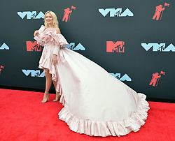 August 26, 2019, New York, New York, United States: Zara Larsson arriving at the 2019 MTV Video Music Awards at the Prudential Center on August 26, 2019 in Newark, New Jersey  (Credit Image: © Kristin Callahan/Ace Pictures via ZUMA Press)