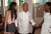 ELIZA DOOLITTLE; NOBU MATSUHISA; BEVERLEY KNIGHT, The Tomodachi ( Friends) Charity Dinner hosted by Chef Nobu Matsuhisa in aid of the Japanese Tsunami Appeal. Nobu Park Lane. London. 4 May 2011. <br /> <br />  , -DO NOT ARCHIVE-© Copyright Photograph by Dafydd Jones. 248 Clapham Rd. London SW9 0PZ. Tel 0207 820 0771. www.dafjones.com.