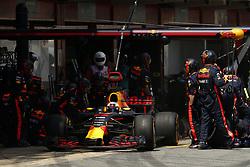 May 14, 2017 - Barcelona, Spain - Motorsports: FIA Formula One World Championship 2017, Grand Prix of Spain, .#3 Daniel Ricciardo (AUS, Red Bull Racing) (Credit Image: © Hoch Zwei via ZUMA Wire)