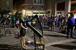 RICORDO DELLE VITTIME DEL TERREMOTO DI AMATRICIA<br /> FERRARA BUSKERS FESTIVAL 2016