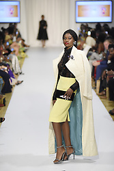 August 19, 2017 - Toronto, Ontario, Canada - Collection of Adebayo Jones -a London (UK) based Fashion Designer also called the godfather of African fashion in Toronto, Canada on 19 August 2017. (Credit Image: © Arindam Shivaani/NurPhoto via ZUMA Press)