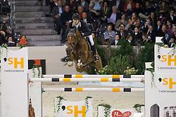 Guerdat Steve (SUI) - Nino des Buissonnets<br /> Rolex FEI World Cup™ Jumping Final 2012<br /> 'S Hertogenbosch 2012<br /> © Dirk Caremans