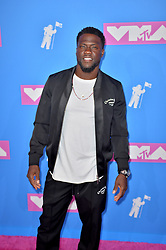 August 20, 2018 - New York, New York, United States - Kevin Hart arriving at the 2018 MTV Video Music Awards at Radio City Music Hall on August 20, 2018 in New York City  (Credit Image: © Kristin Callahan/Ace Pictures via ZUMA Press)