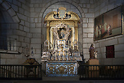 Renaissance chapel in Roman Catholic Cathedral of Avila, Cathedral de Avila, Spain