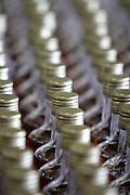 Salinas_MG, Brasil...Unidade de engarrafamento de cachaca na cidade de Salinas, regiao norte de Minas Gerais...The cachaca bottling in Salinas, the northern region of Minas Gerais...Foto: LEO DRUMOND / NITRO