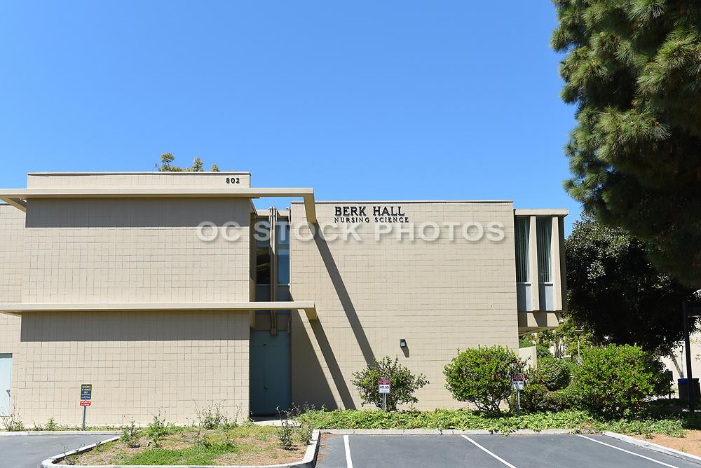 Berk Hall Nursing Science Building on the Campus of the University of California Irvine