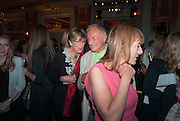 PRU LEITH; SIR RICHARD ROGERS; RUTH ROGERS, The 2012 Veuve Clicquot Business Woman of the Year Award .  Celebrating women's excellence in business.  Claridge's, Brook Street, London, 18 April 2012