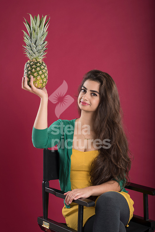 Zeena Qureshi, CEO and Co- Founder of Ananas Foundation pictured at Evening Standard Studio, London.<br /> Picture by Daniel Hambury/Stella Pictures Ltd 07813022858<br /> 01/09/2017