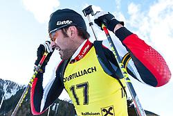 12.12.2010, Biathlonzentrum, Obertilliach, AUT, Biathlon Austriacup, Verfolgung Men, im Bild Daniel Salvenmoser (AUT, #17). EXPA Pictures © 2010, PhotoCredit: EXPA/ J. Groder