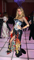 Supermodel GISELLE BUNDCHEN at the 2006 Moet & Chandon Fashion Tribute in honour of photographer Nick Knight, held at Strawberry Hill House, Twickenham, Middlesex on 24th October 2006.<br /><br />NON EXCLUSIVE - WORLD RIGHTS