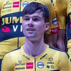 10-12-2019: Wielrennen: Teampresentatie Jumbo Visma: Amsterdam <br />Primoz Roglic