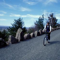 Acadia N.P., ME. Parkman Mountain Carriage Roads