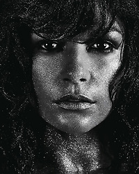 """Catherine Zeta Jones releases a photo on Instagram with the following caption: """"I agreed to be covered in gold glitter for this shoot. I was still finding sparkles in my hair weeks later!"""". Photo Credit: Instagram *** No USA Distribution *** For Editorial Use Only *** Not to be Published in Books or Photo Books ***  Please note: Fees charged by the agency are for the agency's services only, and do not, nor are they intended to, convey to the user any ownership of Copyright or License in the material. The agency does not claim any ownership including but not limited to Copyright or License in the attached material. By publishing this material you expressly agree to indemnify and to hold the agency and its directors, shareholders and employees harmless from any loss, claims, damages, demands, expenses (including legal fees), or any causes of action or allegation against the agency arising out of or connected in any way with publication of the material."""