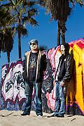 Anonymous, Venice Beach Boardwalk.