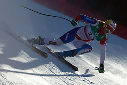 10.02.2011, Kandahar, Garmisch Partenkirchen, GER, FIS Alpin Ski WM 2011, GAP, Damen Abfahrtstraining, im Bild Nadja Kamer (SUI) whilst competing in the women's downhill training run on the Kandahar race piste at the 2011 Alpine skiing World Championships, EXPA Pictures © 2011, PhotoCredit: EXPA/ M. Gunn