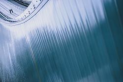 31.12.2019, Olympiaschanze, Garmisch Partenkirchen, GER, FIS Weltcup Skisprung, Vierschanzentournee, Garmisch Partenkirchen, Qualifikation, im Bild Rok Justin (SLO) // Rok Justin of Slovenia during his qualification Jump for the Four Hills Tournament of FIS Ski Jumping World Cup at the Olympiaschanze in Garmisch Partenkirchen, Germany on 2019/12/31. EXPA Pictures © 2019, PhotoCredit: EXPA/ JFK