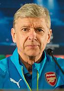 Arsenal Press Conference 160315