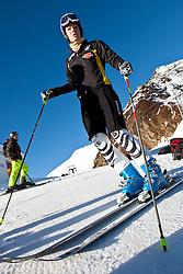 04.10.2010, Rettenbachferner, Soelden, AUT, Medientag des Deutschen Skiverband 2010, im Bild Maria Riesch. EXPA Pictures © 2010, PhotoCredit: EXPA/ J. Groder