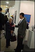 Delfina Entrecanales; AARON CESAR, Art 14. Olympia Grand Hall. London. 27 February 2013.