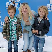 NLD/Haarlem/20120627 - Filmpremiere Ice Age 4, Britt Dekker