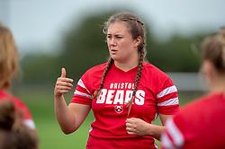 Hollie Cunningham of Bristol Bears Women - Mandatory by-line: Paul Knight/JMP - 02/09/2018 - RUGBY - Shaftsbury Park - Bristol, England - Bristol Bears Women v Dragons Women - Pre-season friendly