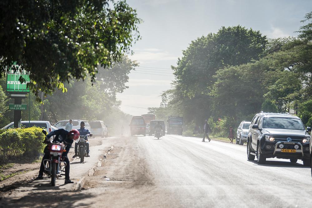 7 March 2018, Arusha, Tanzania: Usa River.