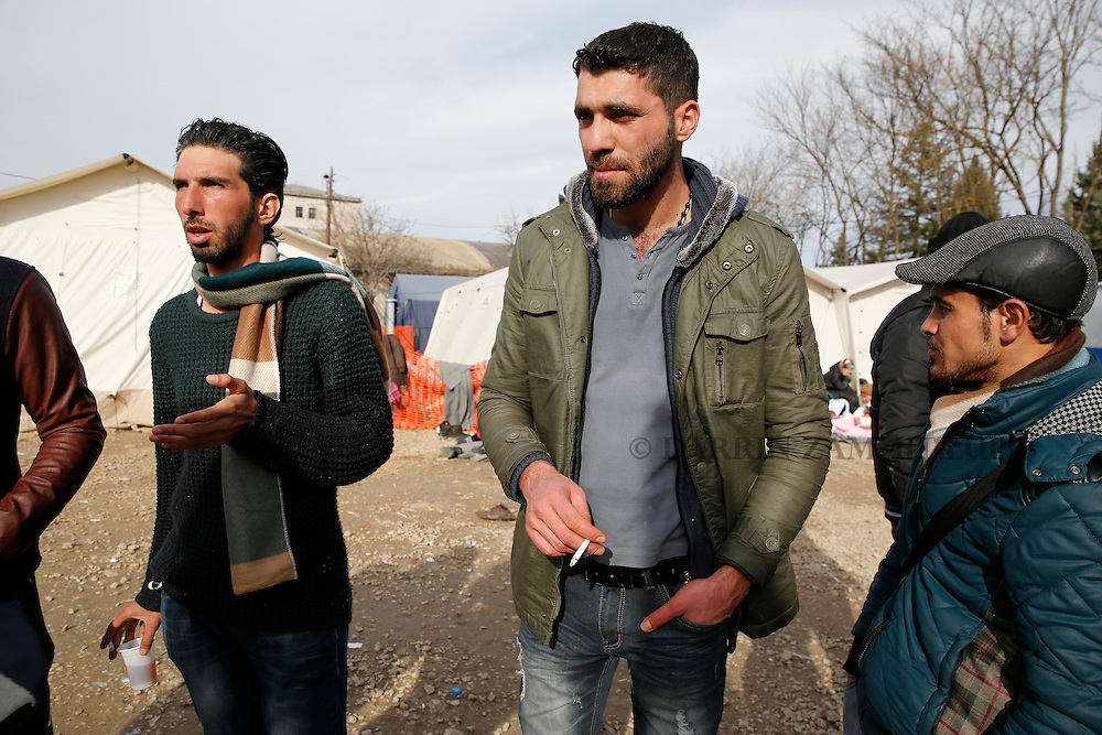 Migrants and refugees in Serbia