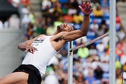 Samsung Diamond League adidas Grand Prix track & field; men's high jump, Jamie Nieto, USA,