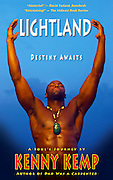 Book cover photo for Lightland, a book by author Kenny Kemp